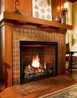 Mendota FV-41 Fireplace