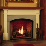 Town & Country Gas Fireplace